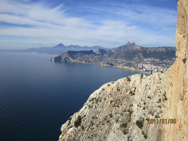 Rock Climbing Photo: What a veiw!!
