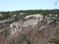 Rock Climbing Photo: The Eastern Slab.
