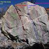 Big Boulder Topo