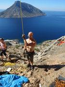 Rock Climbing Photo: How to look like a Eruo Goober.   Step 1: Get assc...