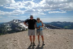 Rock Climbing Photo: Weldon & Rennie Jackson Hole