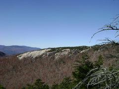 Rock Climbing Photo: Dickey Ledge