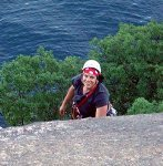 Rock Climbing Photo: Roger's Rock, Lake George, NY