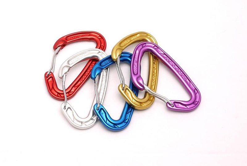 NEW Helium Wire COLORED biners