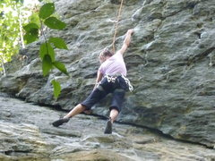 Rock Climbing Photo: Armed  and Dangerous Rumney NH