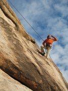 Rock Climbing Photo: Somewhere on Quartz Mountain, OK