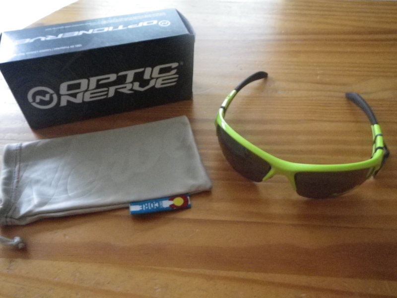 Optic Nerve Glasses