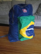 Rock Climbing Photo: Jansport Brazil Pack