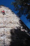 Rock Climbing Photo: Euphamiah Beresford Memorial, 5.11a/b