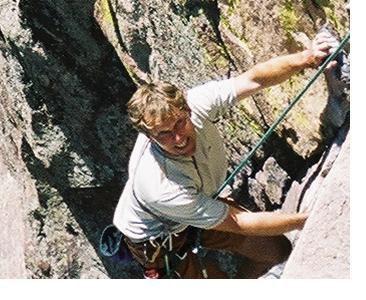 Rock Climbing Photo: Calypso, 5.6