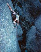 Rock Climbing Photo: Tonka Toys from Hell. Photo by Jacob Valdez.