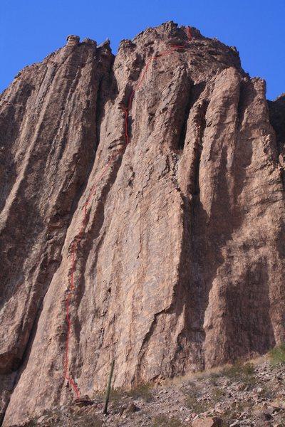 Rock Climbing Photo: idiopathic