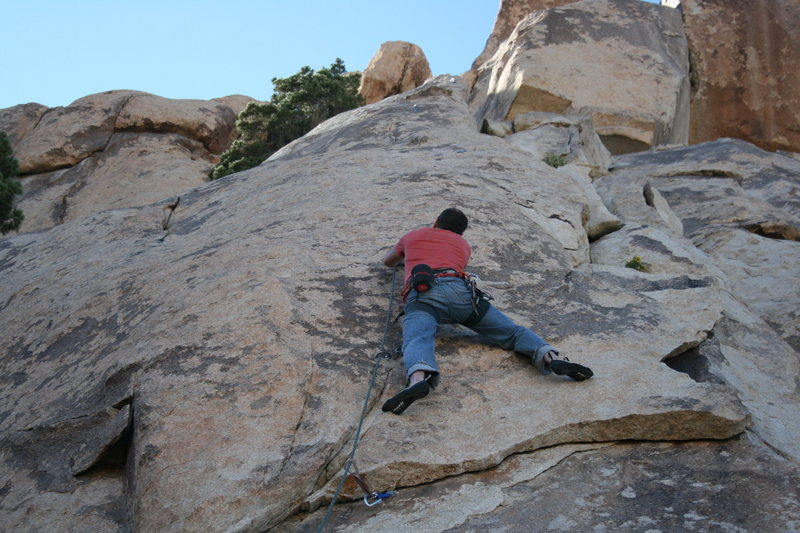 Rock Climbing Photo: Nathan Fitzhugh  10-29-11