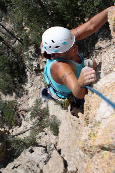 Climbing Ridgeline