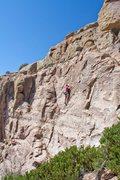 Rock Climbing Photo: Obsure Rock