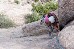 Rock Climbing Photo: Obscure Rock