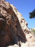 Rock Climbing Photo: Holy Crap Wall.  Snapping Station is almost on the...