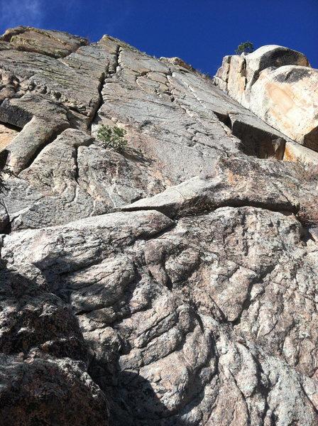 Rock Climbing Photo: Pearly Burly Brooke.