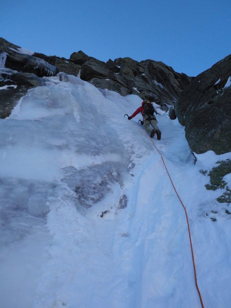 Carl Pluim leading pitch 1.