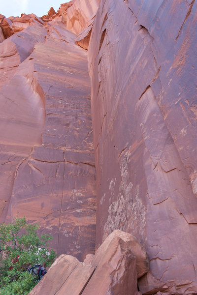 Rock Climbing Photo: Karin's Corner