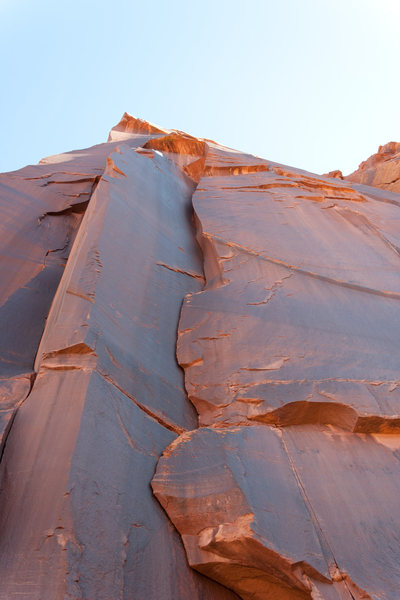Rock Climbing Photo: Nerve Damage 5.10d