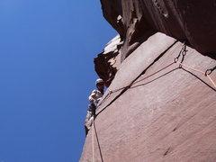Rock Climbing Photo: Big Bend IM Traverse