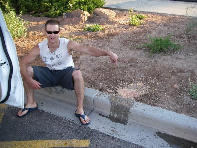 Rock Climbing Photo: Big Bend (South faces in Aug Bad Idea)