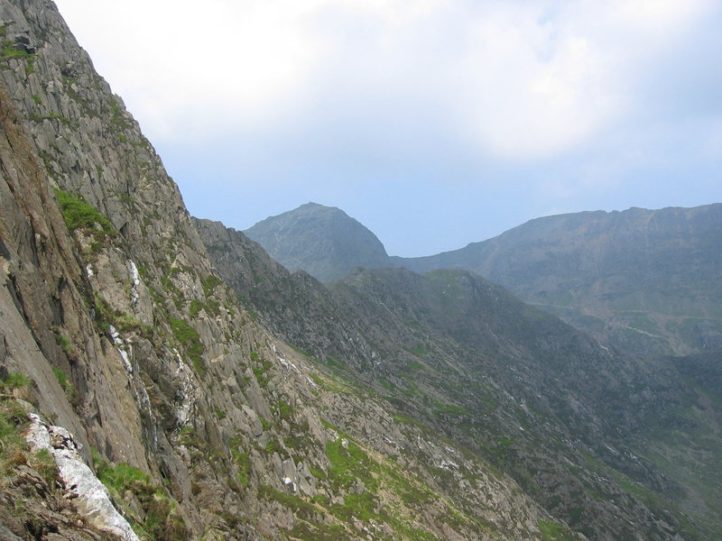 Rock Climbing Photo: The summit of Yr Wyddfa (aka Snowdon) viewed from ...