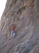 Rock Climbing Photo: Crater