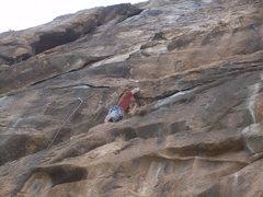 Rock Climbing Photo: 4th