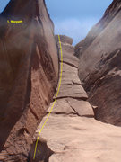 Rock Climbing Photo: The Warpath Dihedral