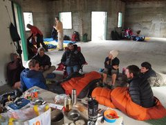 Rock Climbing Photo: The Caltech Alpine Club threw a going-away party a...
