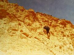 Rock Climbing Photo: Photo credit to John Longnecker. 1968.  Approximel...