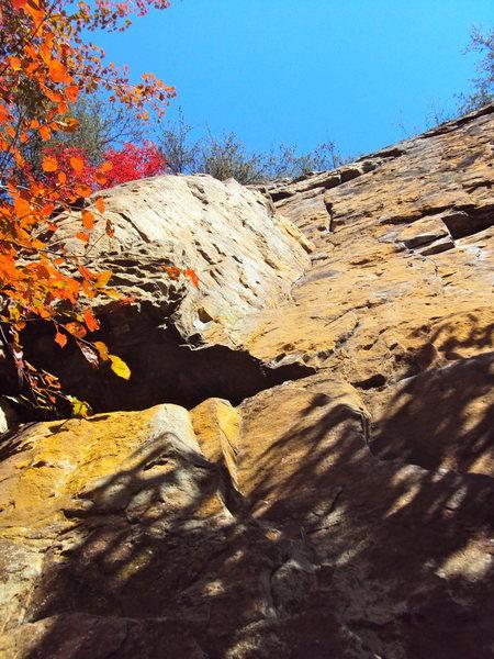 Rock Climbing Photo: More Beta