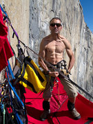 Rock Climbing Photo: I'm an animal when I'm on El Cap!