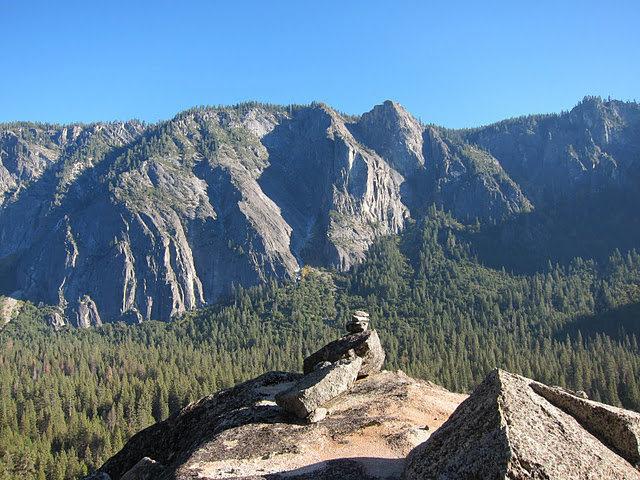Rock Climbing Photo: Nice view from loggerhead ledge