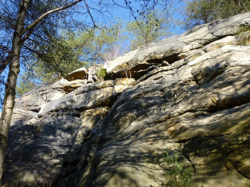 Rock Climbing Photo: Mocanaqua