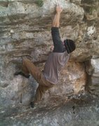 Rock Climbing Photo: horray