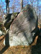 Rock Climbing Photo: Eleanor Rigby