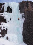 Rock Climbing Photo: Willow Lake