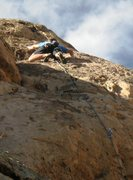 "Rock Climbing Photo: ""I need electrolytes for my pea brain which i..."