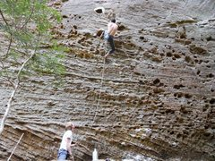 Rock Climbing Photo: Sent.. thats all i have to say...