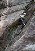 Rock Climbing Photo: Fat Dog at Looking Glass Rock