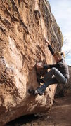 Rock Climbing Photo: Climbing at Garden of the Gods, CO