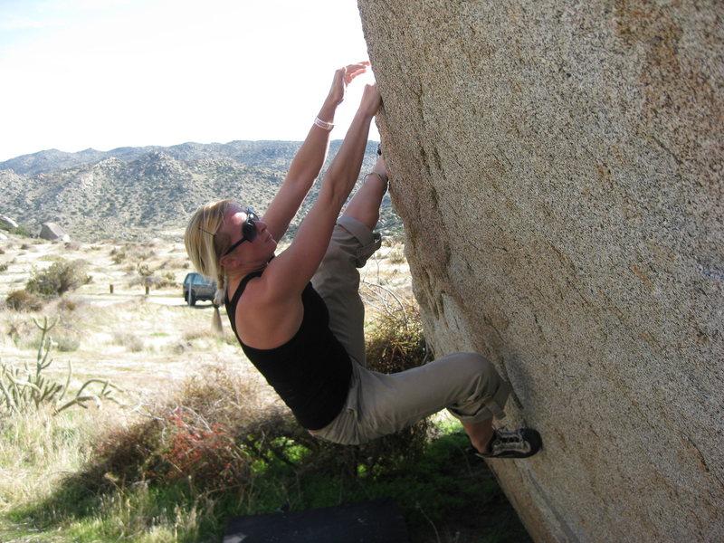 Rock Climbing Photo: Culp Valley