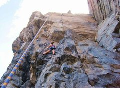 Rock Climbing Photo: Valerie's Book