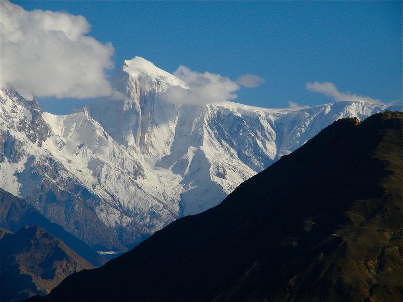 Rock Climbing Photo: Spantik (23,054 feet)