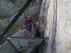 Rock Climbing Photo: Bad ass BD.
