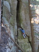 Rock Climbing Photo: Dimitry.