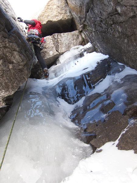 Rock Climbing Photo: Ze croox.